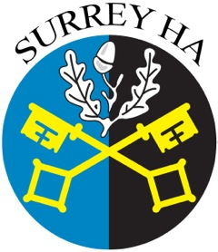 SHA logo with wording